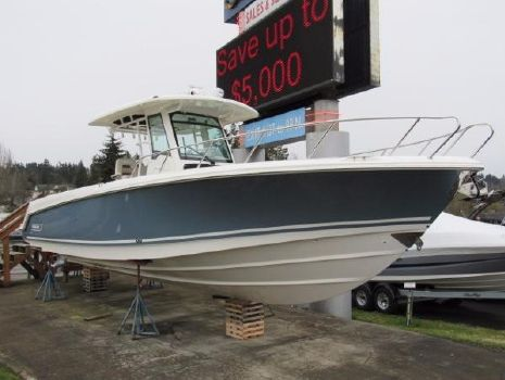 2017 Boston Whaler 330 Outrage 2017 Boston Whaler 330 Outrage, Boating Insurance, Seattle Boat Dealership