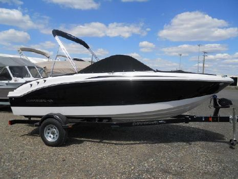 2013 Chaparral 18 H2O Sport