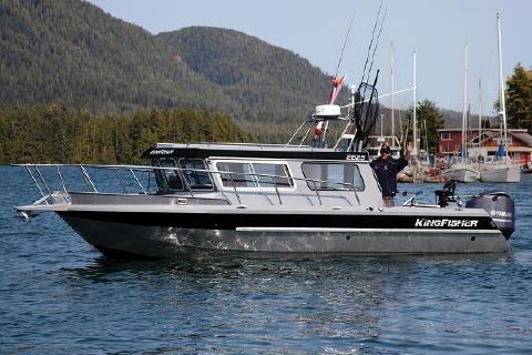 2017 Kingfisher 2825 Offshore Manufacturer Provided Image