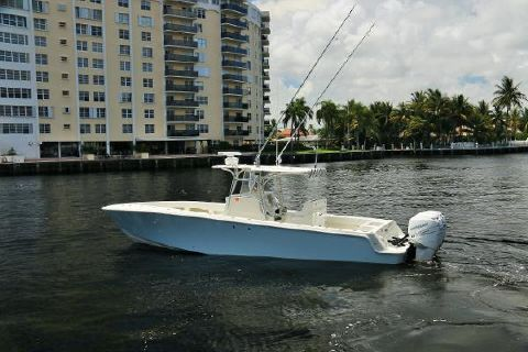 2011 Sea Vee 34 CC 2016 350hp Verado