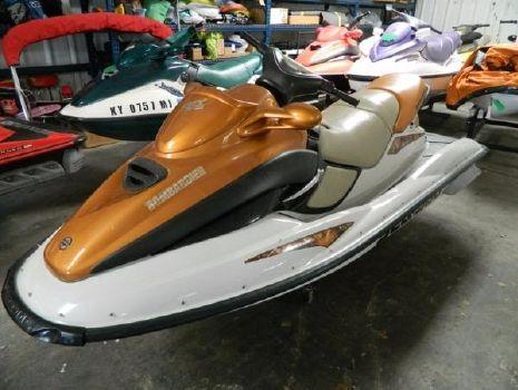 2001 Sea-Doo GTX