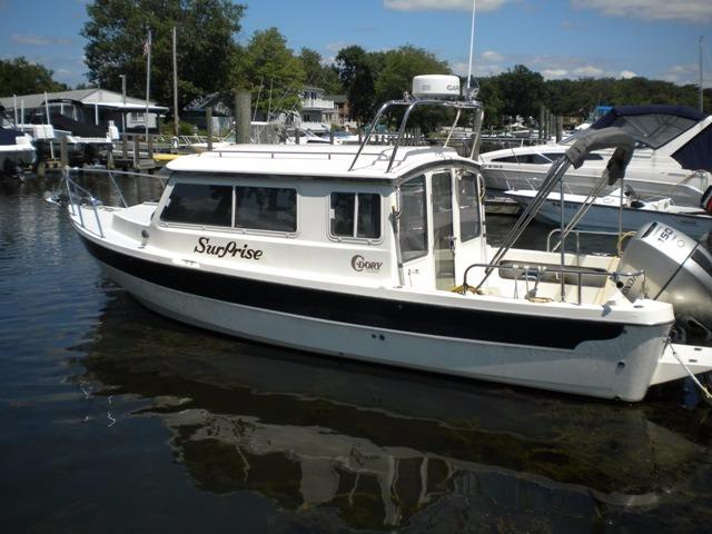 2006 C-Dory 25' Cruiser