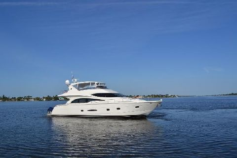 2006 Marquis Flybridge Motor Yacht Family Time