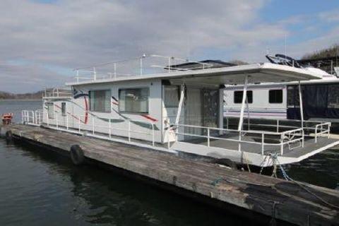 1977 Sumerset Houseboats 14' x 58' w/Catwalks