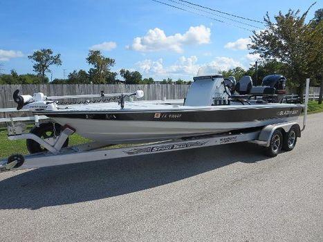2016 Blazer Boats 675 Ultimate Bay