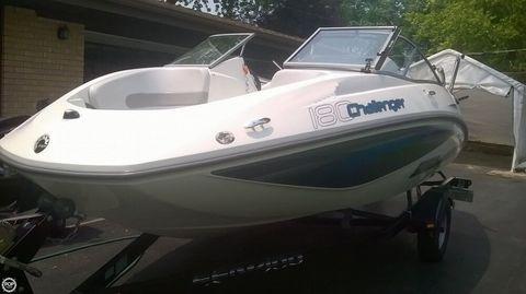 2008 Sea-Doo Challenger 180