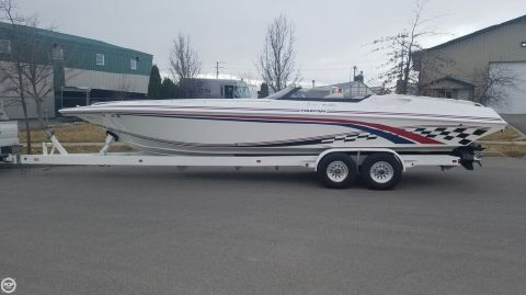 1997 Fountain Fever 32 1997 Fountain Fever 32 for sale in Post Falls, ID