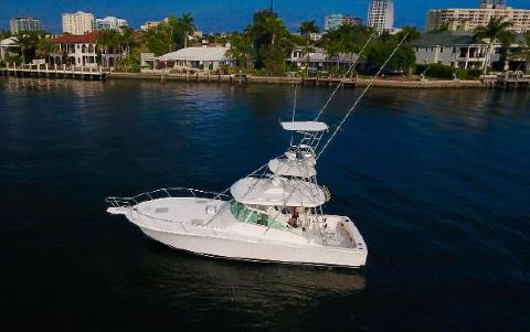 2003 Luhrs 40 Open Profile