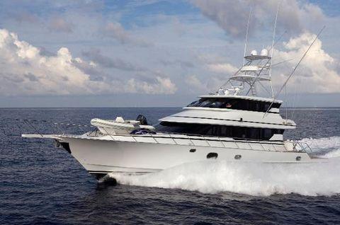 2008 Affinity Yachts 90' Sportfish