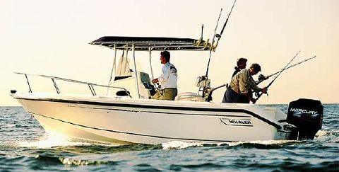 2000 Boston Whaler 23 Outrage