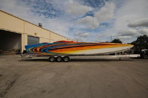 2005 Skater 46 Custom Race Boat