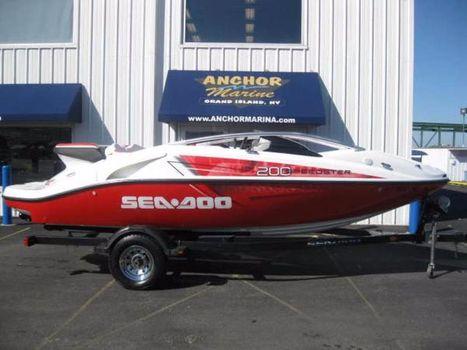 2007 Sea Doo 200 Speedster