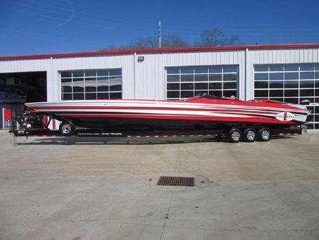 2016 Cigarette Racing 50' Marauder SS