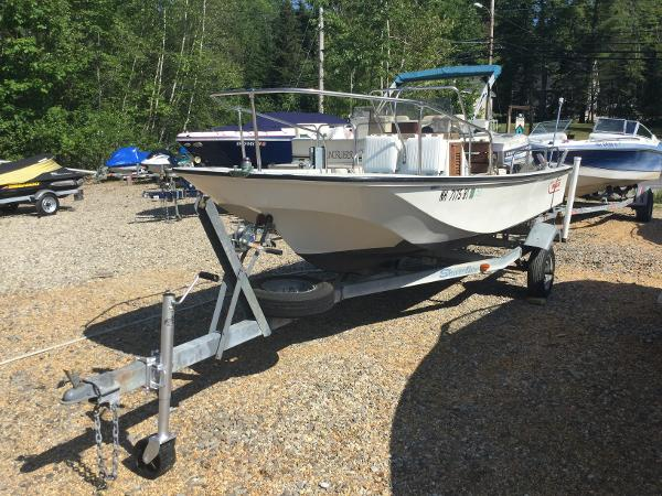 1981 boston whaler montauk17