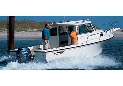 2005 Parker 2120 Sport Cabin Manufacturer Provided Image