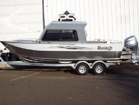 2018 Raider 220 pro fisherman