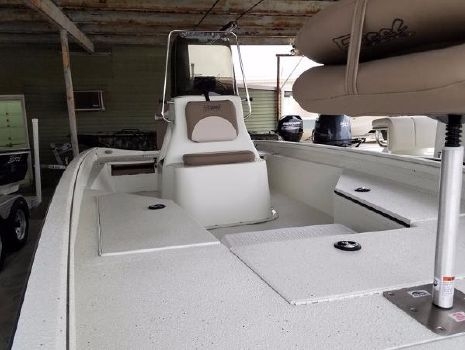 2017 Excel Boats Bay Pro 22