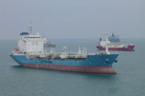 2006 Custom Chemical Tanker