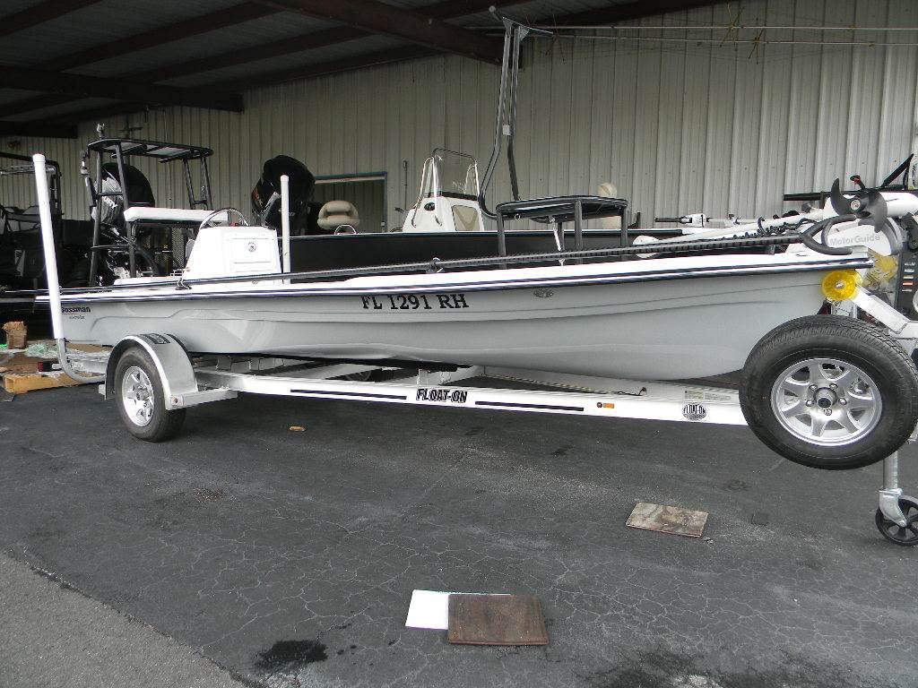 2017 Bossman Boats Tailspotter Guide