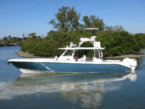 2018 EVERGLADES BOATS 435