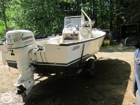 2005 Eastern Boats 22 2005 Eastern 22 for sale in Kingston, NH
