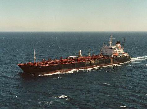 1992 Custom Tanker