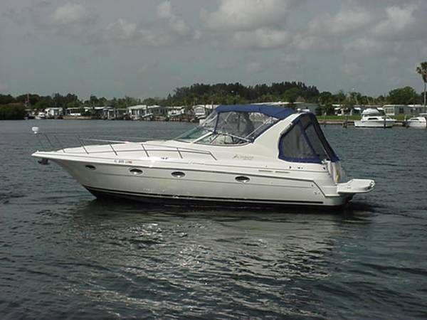 1999 Cruisers 3375 Express--FRESHWATER