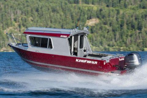 2018 KingFisher 2325 Coastal Express Manufacturer Provided Image: Manufacturer Provided Image