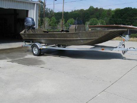 2016 G3 Boats 1860ccjc