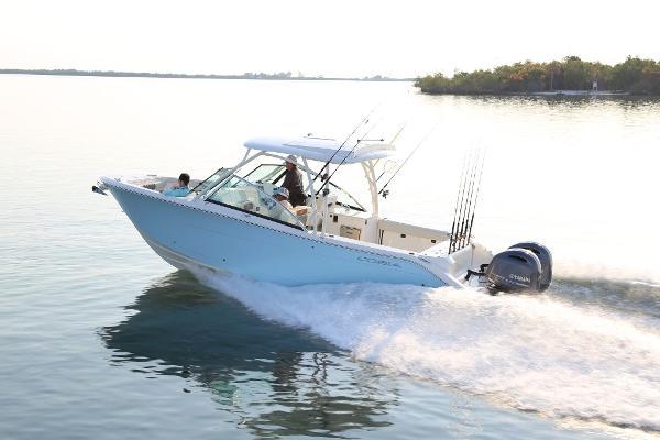 2017 Cobia Boats 280 DC