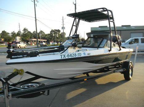 1999 Champion Boats 190 Sx