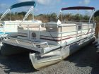 1997 CREST PONTOON BOATS Pontoon II