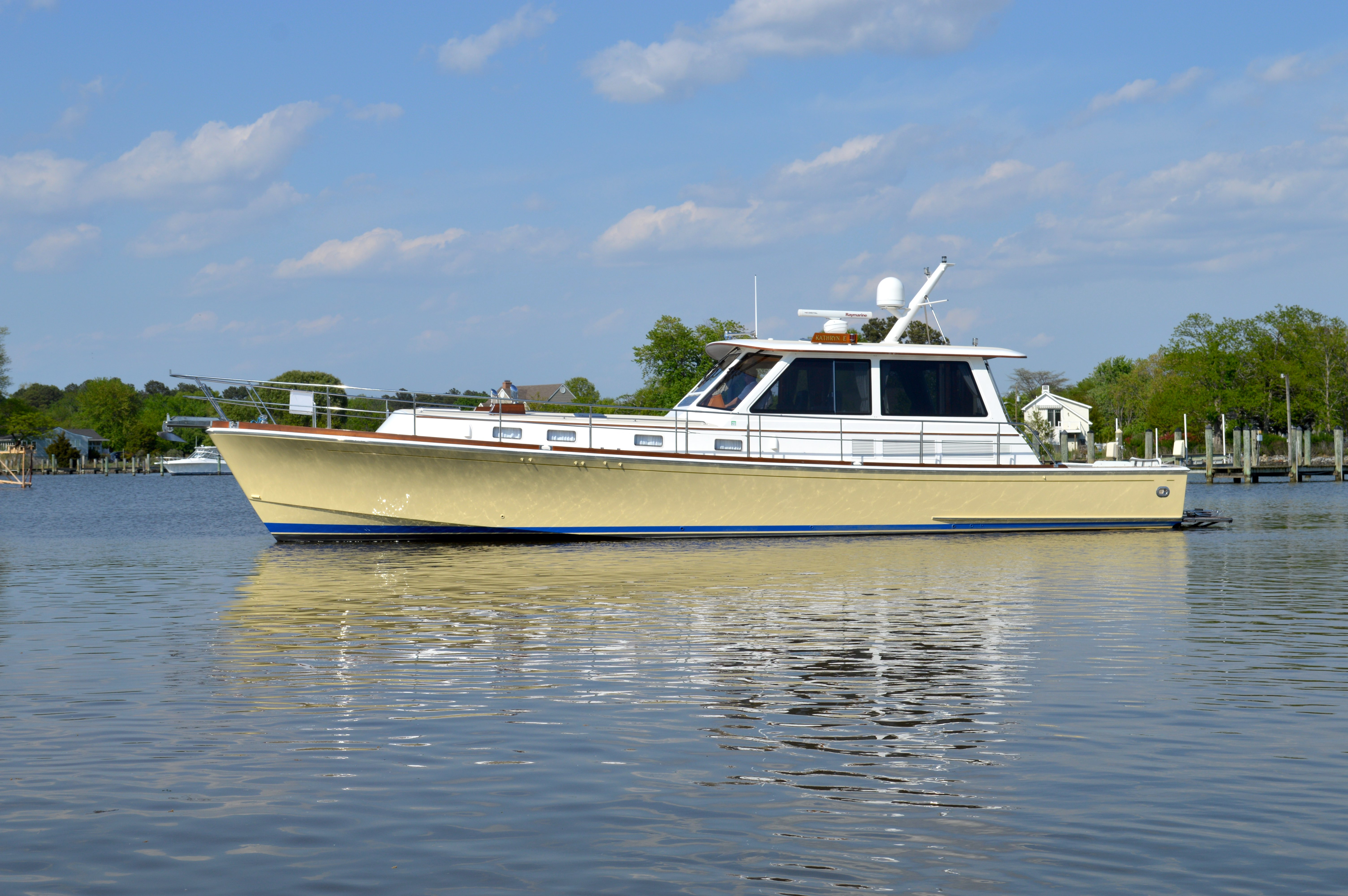 2007 Grand Banks 54 Eastbay