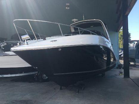 2016 Sea Ray 260 Sundancer Sleek Black Hull
