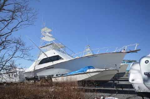 1987 Ocean Yachts 55 Super Sport