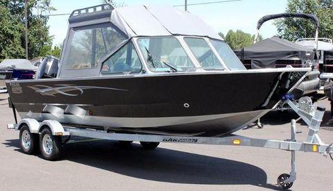2015 River Hawk 21 GB Coastal SCH