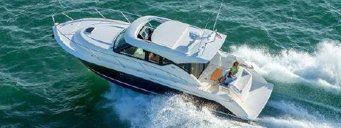 2016 Tiara 39 Coupe Profile Port Side
