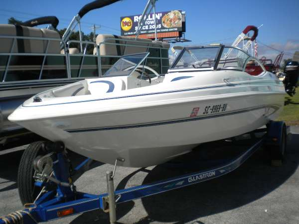 2005 glastron sx195 19 foot 2005 glastron motor boat in for Used boat motors for sale in sc