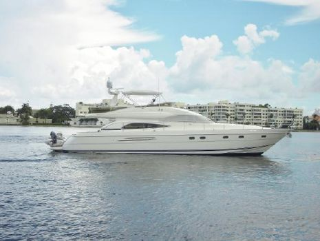 2003 Princess Viking 65 Sport Cruiser Floating Price