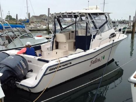2003 Grady-White Marlin Profile