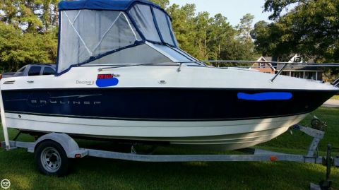 2007 Bayliner 192 Discovery 2007 Bayliner 192 Discovery for sale in Conway, SC