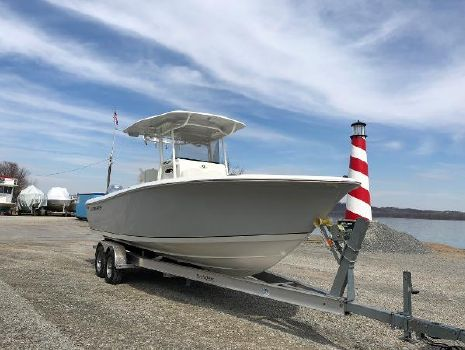 2019 Clearwater 2508CC SaltWater CenterConsole