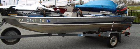 1987 Sea Nymph JB-154