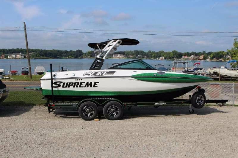 2015 SUPREME BOATS S21