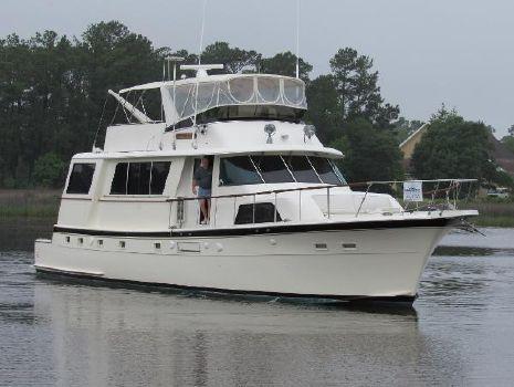 1977 Hatteras Cockpit Motor Yacht
