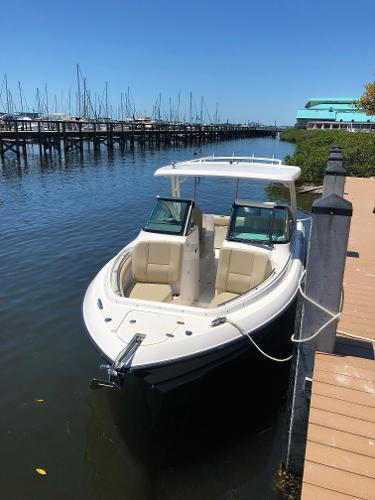Check out this 2018 PURSUIT DC 235 Dual Console on Boattrader com