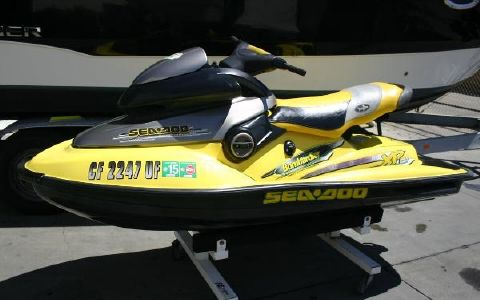 1998 SEA DOO XP