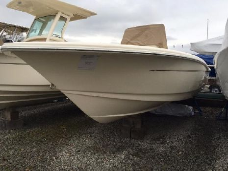2017 Scout 195 Sportfish Stock Boat Scout 195 SF Center Console