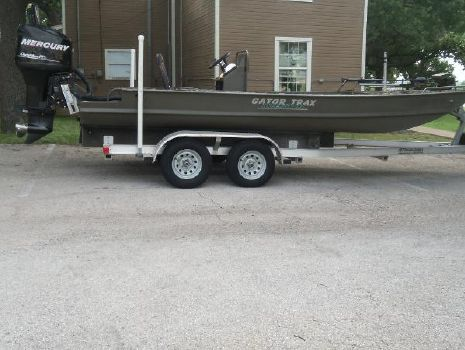 2012 GATOR TRAX 18x70 BIG WATER