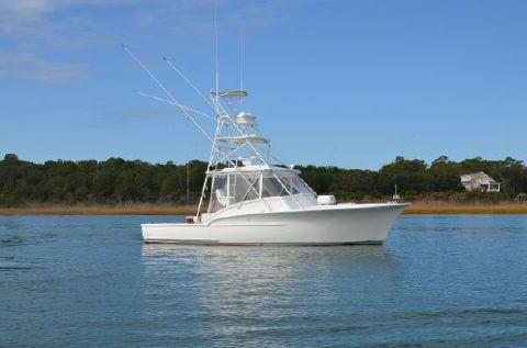 2004 Jersey Cape Custom Carolina